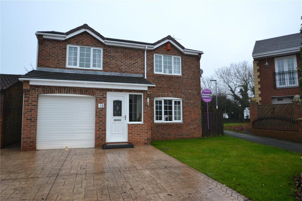 4 Bedrooms Detached House for sale in Berwick Chase, Peterlee, SR8