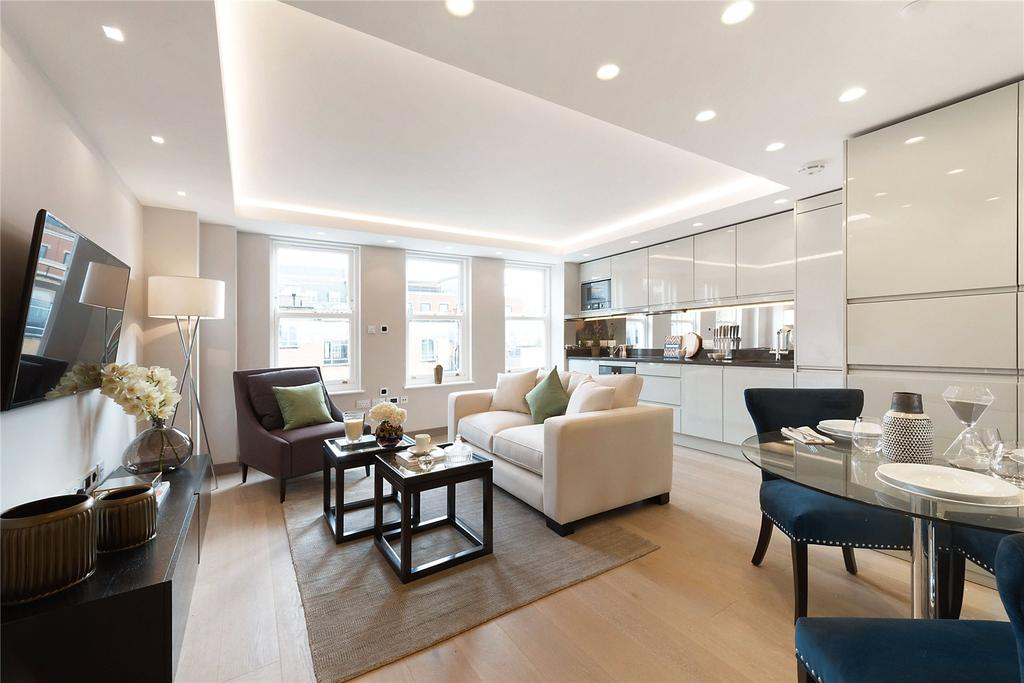 2 Bedrooms Penthouse Flat for sale in 21 Maddox Street, Mayfair, London