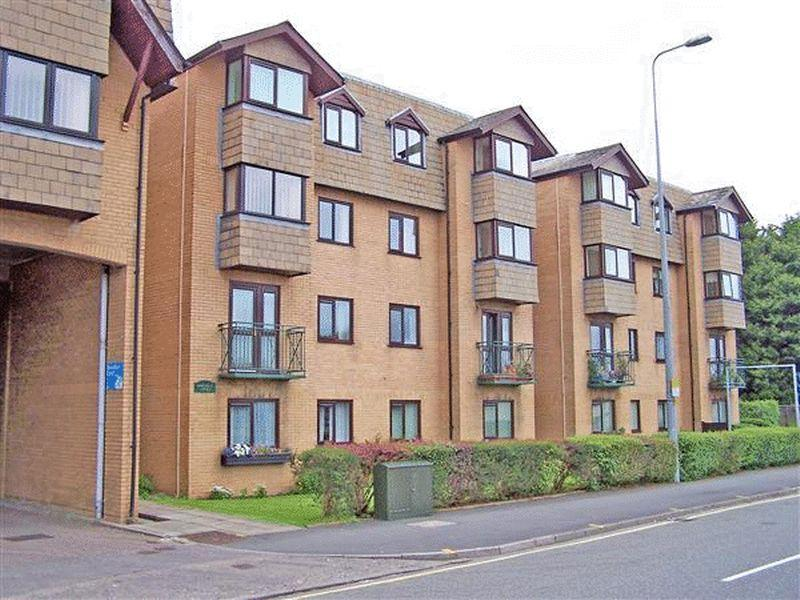 1 Bedroom Retirement Property for sale in Meridian Court, North Road, Cardiff