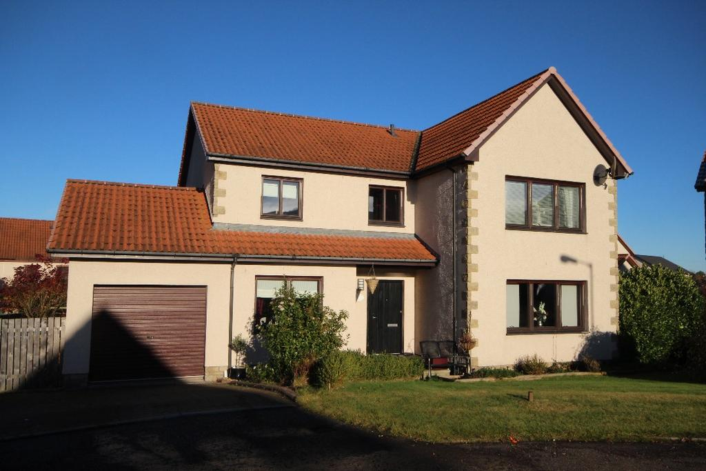 5 Bedrooms Detached House for sale in 3 Bells Croft, Abernethy , Perthshire , PH2 9GD