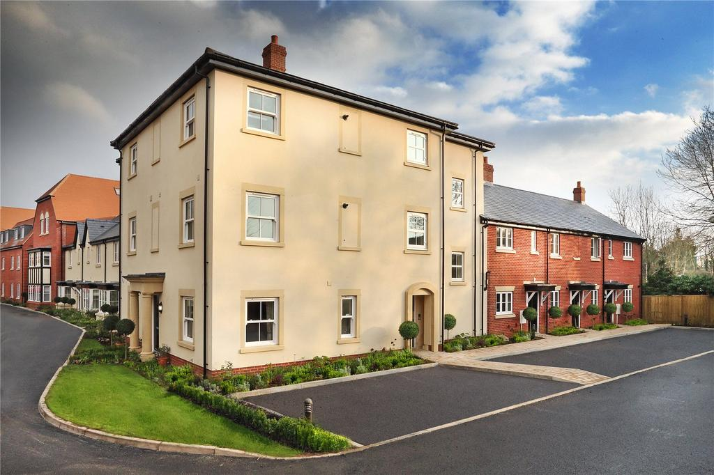 1 Bedroom Retirement Property for sale in Cumber Place, 65 High Street, Theale, Reading, RG7