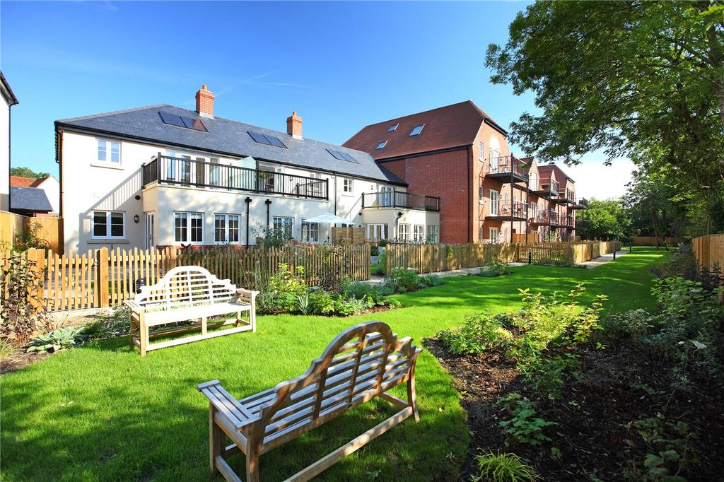 2 Bedrooms Retirement Property for sale in Cumber Place, 65 High Street, Theale, Reading, RG7
