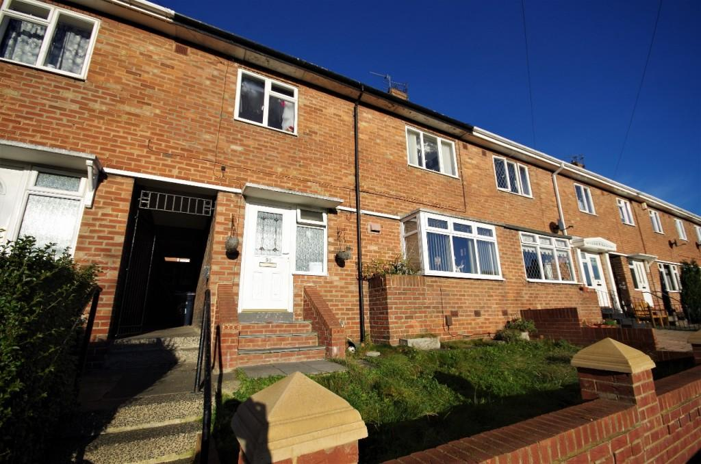 3 Bedrooms Terraced House for sale in Theme Road, Thorney Close, SR3