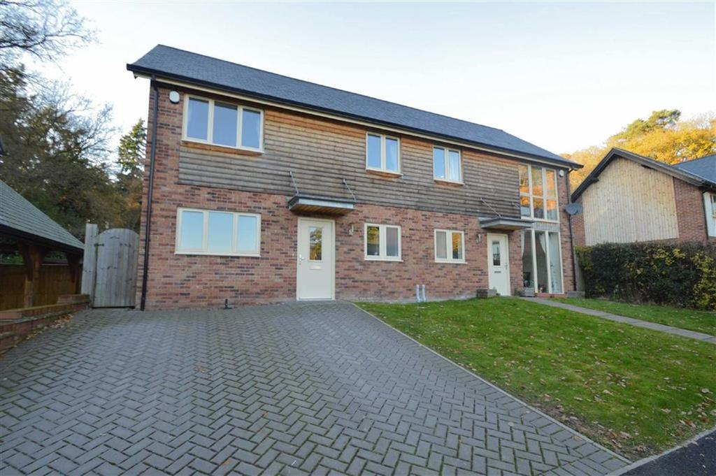 3 Bedrooms Semi Detached House for sale in The Pines, Lower Road, Harmer Hill, Shrewsbury