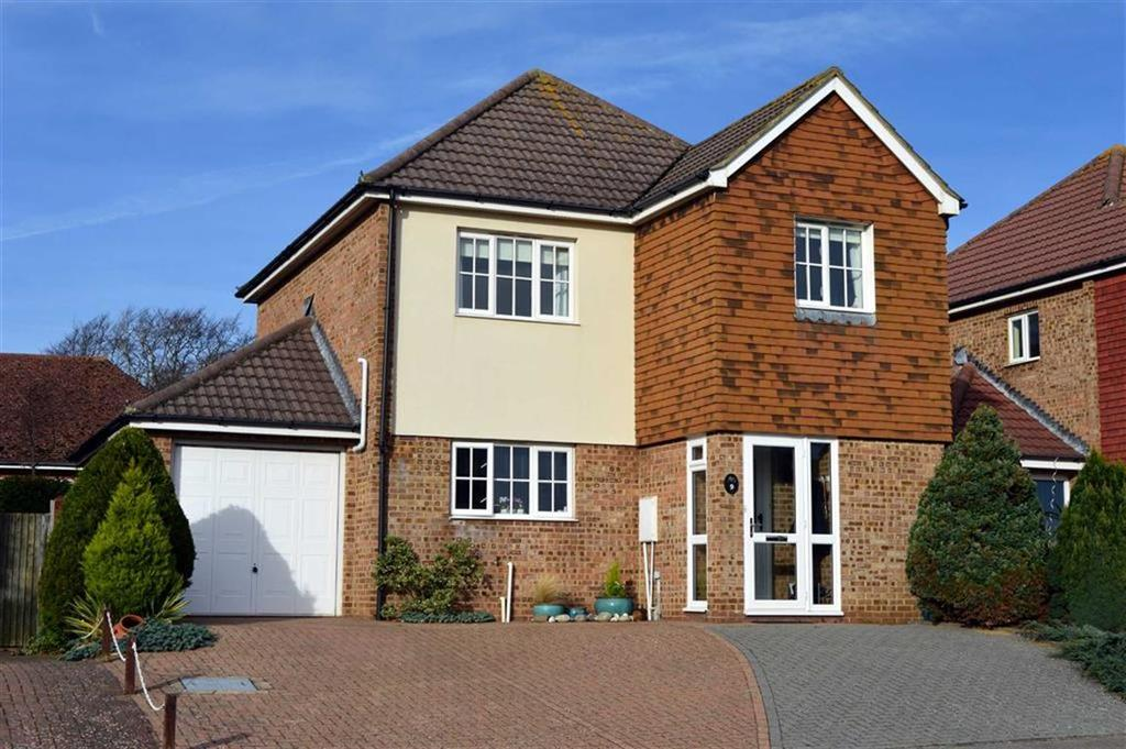 3 Bedrooms Detached House for sale in Seagrove Way, Seaford, East Sussex