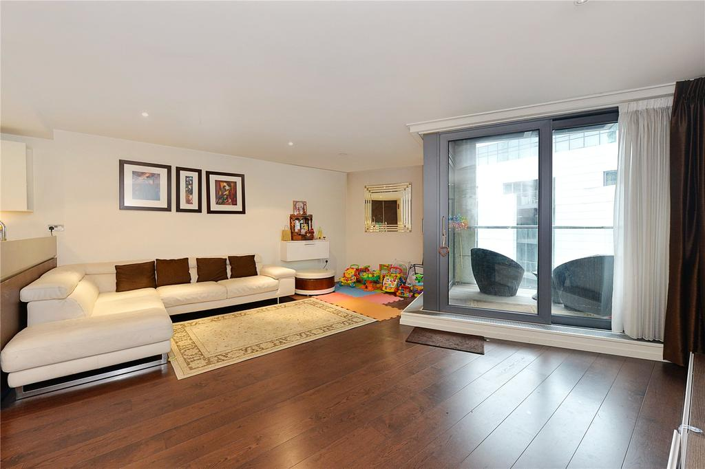 2 Bedrooms Flat for sale in Baltimore Wharf, London