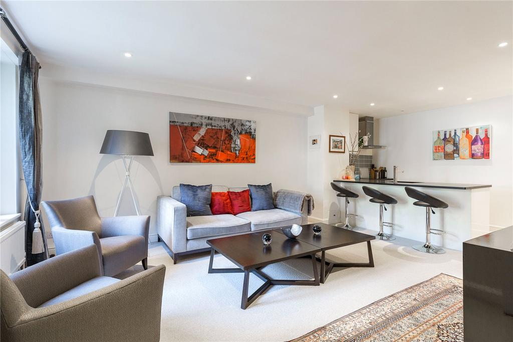2 Bedrooms Flat for sale in Vicarage Gate, Kensington, London