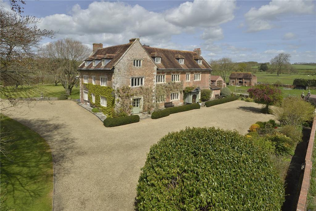 7 Bedrooms Equestrian Facility Character Property for sale in Lower Blandford St. Mary, Blandford Forum, Dorset, DT11