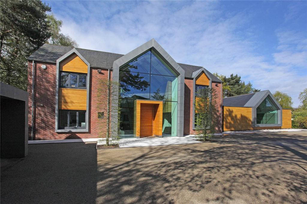 5 Bedrooms Detached House for sale in Withinlee Road, Prestbury, Cheshire, SK10