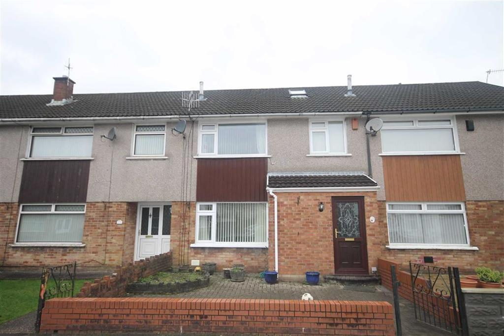 3 Bedrooms Terraced House for sale in Farm Road, Caerphilly, CF83