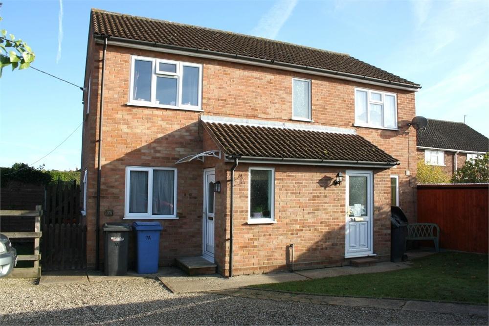 2 Bedrooms Flat for sale in Stannard Way, Great Cornard, SUDBURY, Suffolk
