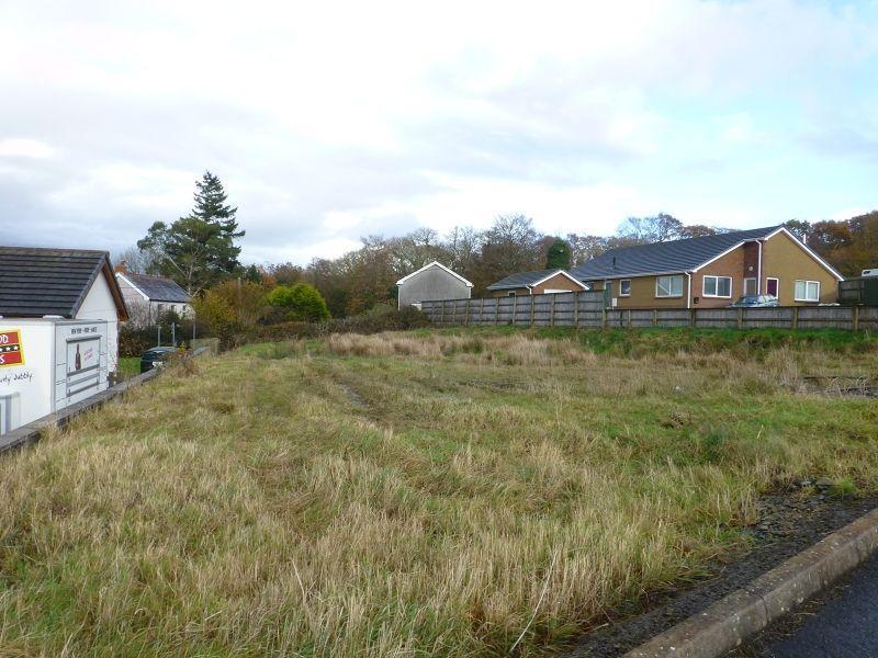 Plot Commercial for sale in 3 Parc Derwen , Garnswllt, Ammanford, Carmarthenshire.