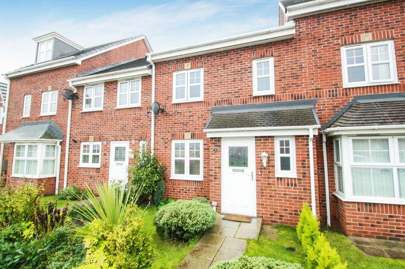 3 Bedrooms Terraced House for sale in Cavendish Walk, Meadow Rise, Stockton, TS19 8WG