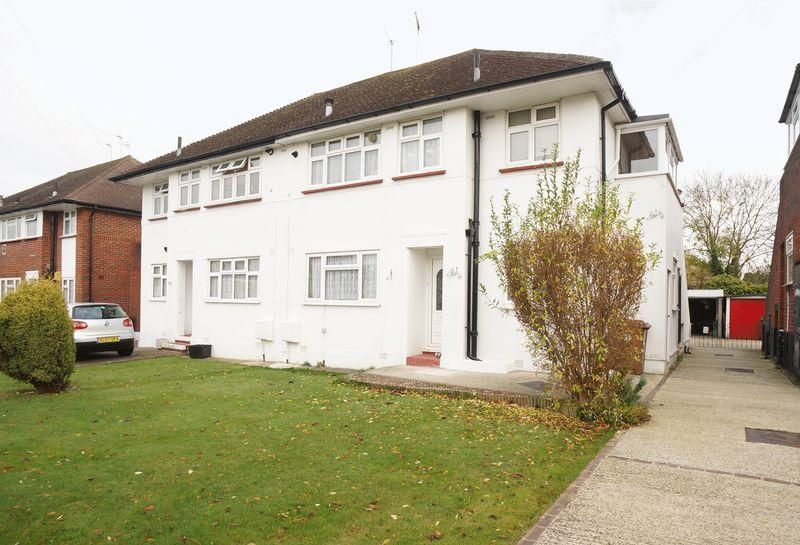 2 Bedrooms Maisonette Flat for sale in Lewis Road, Sidcup