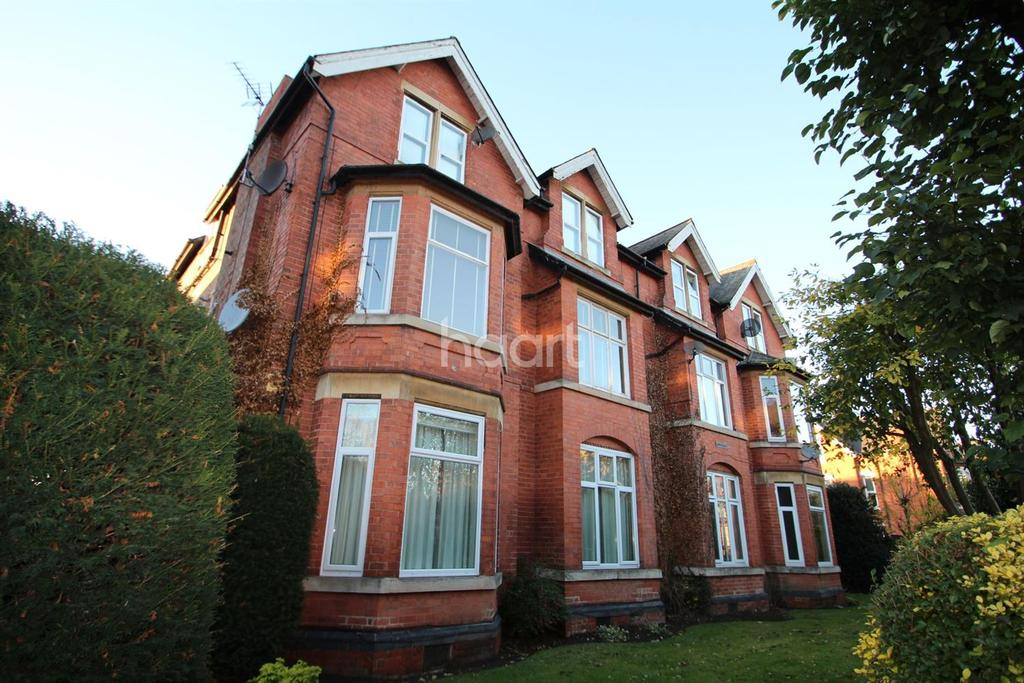 2 Bedrooms Flat for sale in Musters Road, West Bridgford, Nottinghamshire