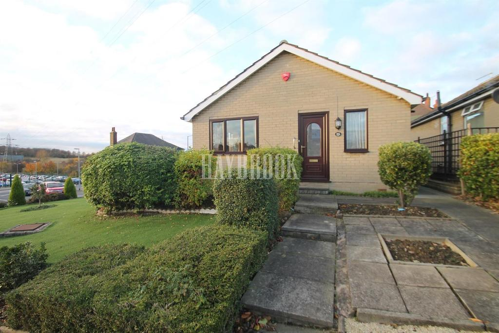 2 Bedrooms Bungalow for sale in Fellowsfield Way, Kimberworth