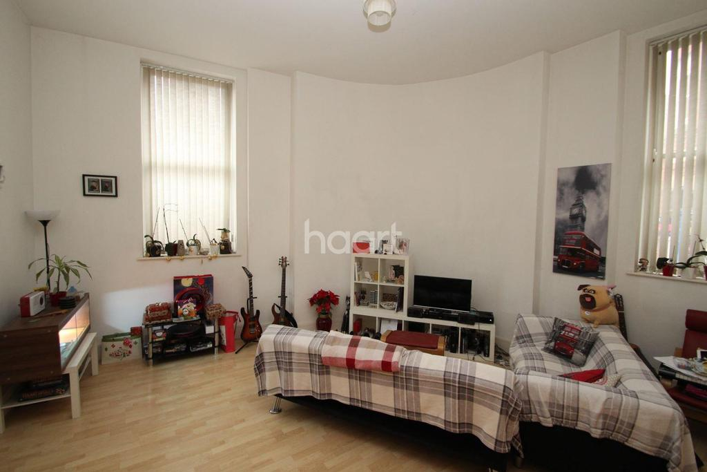 2 Bedrooms Flat for sale in Wimbledon House, Wimbledon Street, Leicester