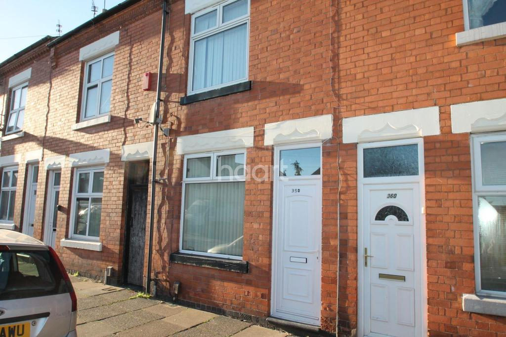 3 Bedrooms Terraced House for sale in Harrison Road, Belgrave, Leicester