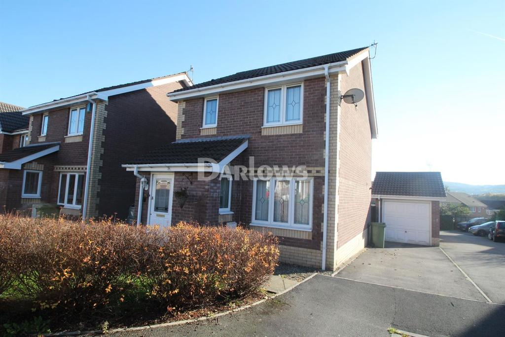 3 Bedrooms Detached House for sale in Clos Gwaun Gledyr, Castle Maen, Caerphilly