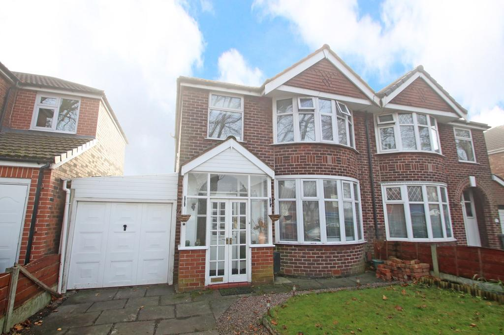 3 Bedrooms Semi Detached House for sale in Canterbury Road, Davyhulme, Manchester, M41