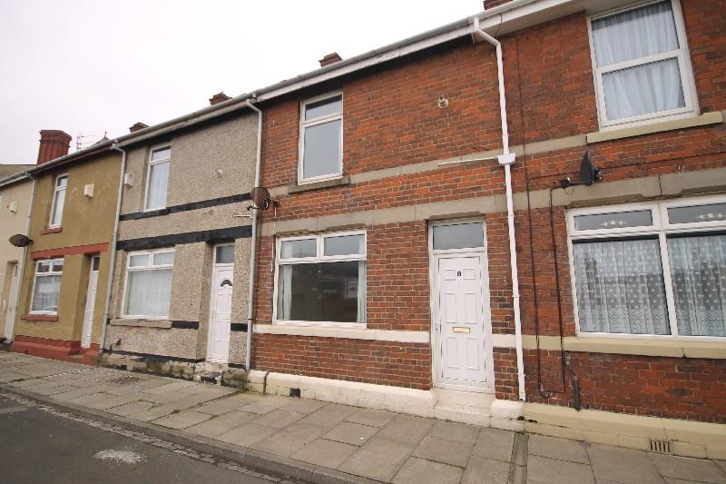 2 Bedrooms Terraced House for sale in Warren Street, Hartlepool