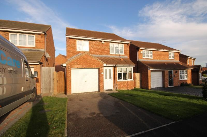 3 Bedrooms Detached House for sale in Bluebell Way, Hartlepool