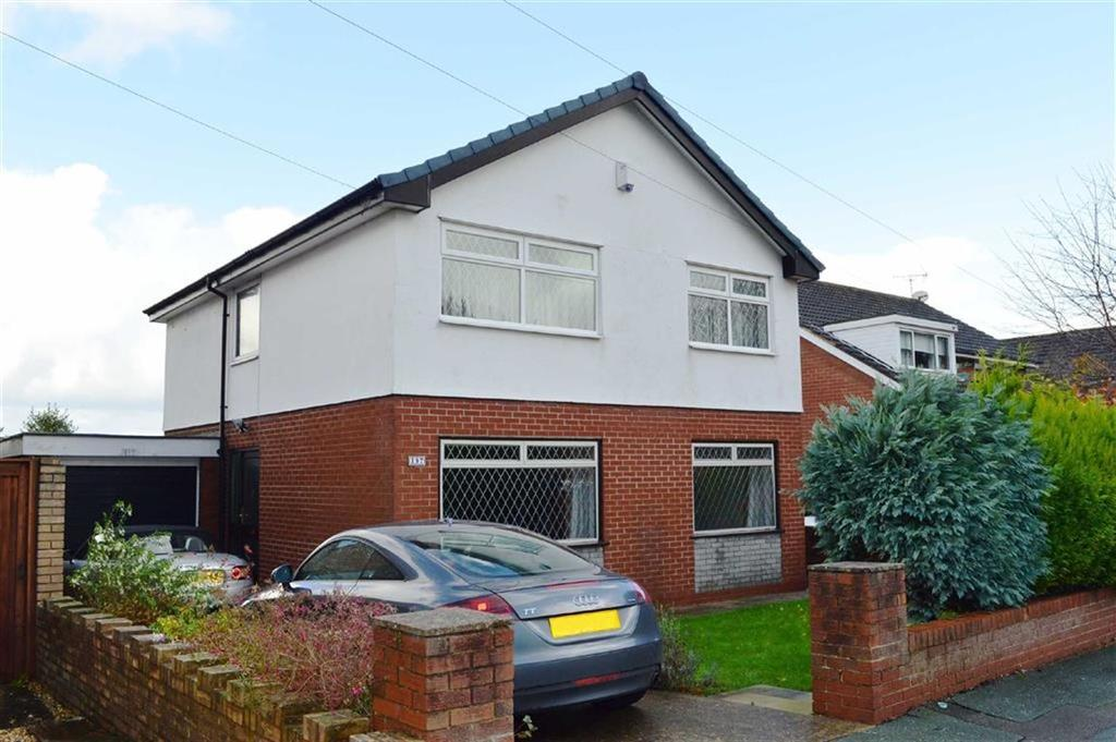 3 Bedrooms Detached House for sale in Stanney Lane, CH65