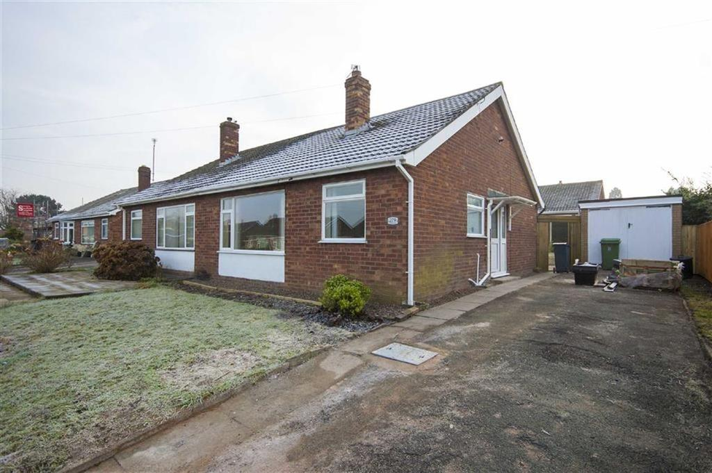 2 Bedrooms Semi Detached Bungalow for sale in Crowmere Road, Shrewsbury, Shropshire