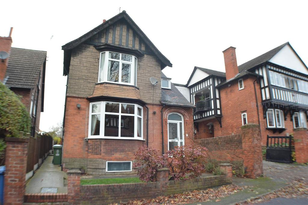 4 Bedrooms Link Detached House for sale in West Hill Avenue, Mansfield