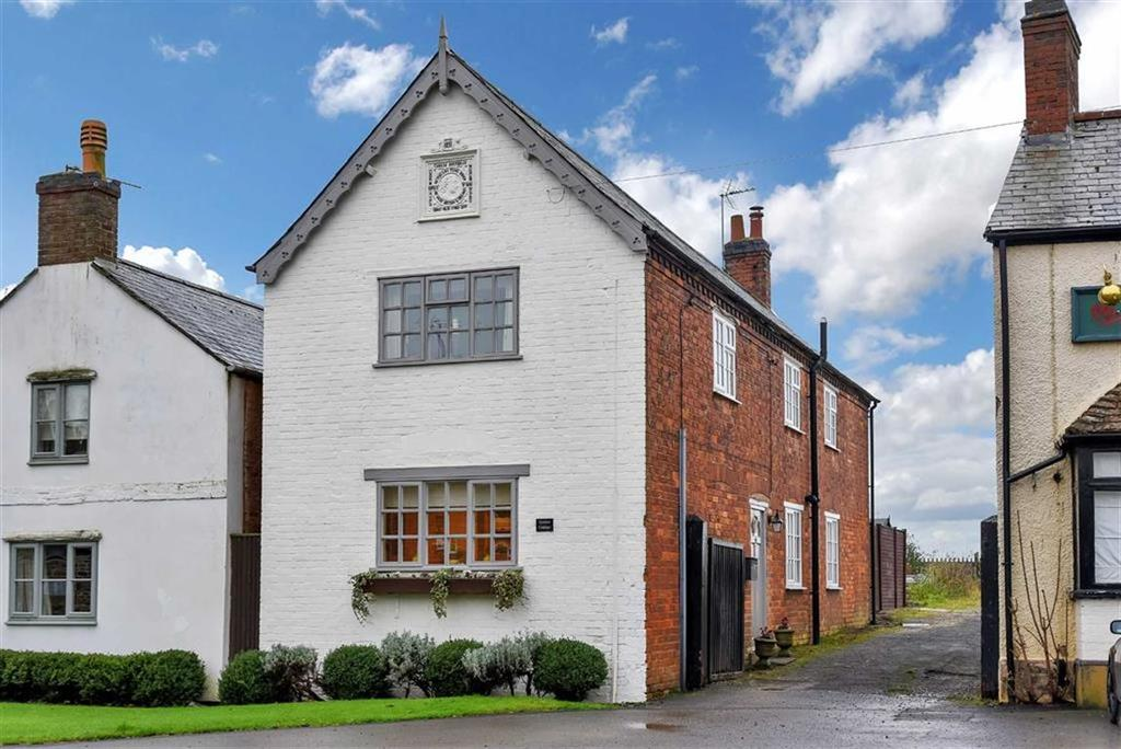 4 Bedrooms Detached House for sale in Main Street, Sutton Bassett, Market Harborough
