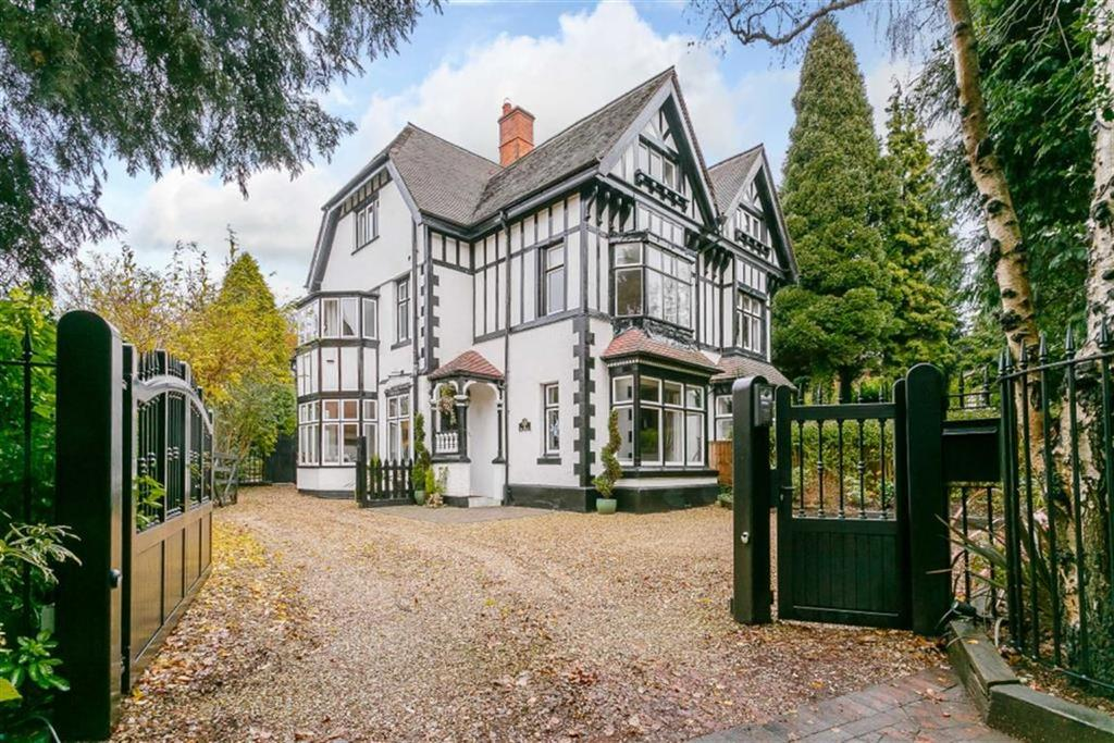 4 Bedrooms Semi Detached House for sale in Streetly Lane, Sutton Coldfield