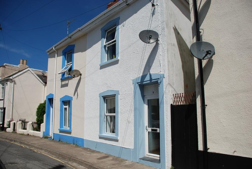 2 Bedrooms End Of Terrace House for sale in Milton Place, Bideford