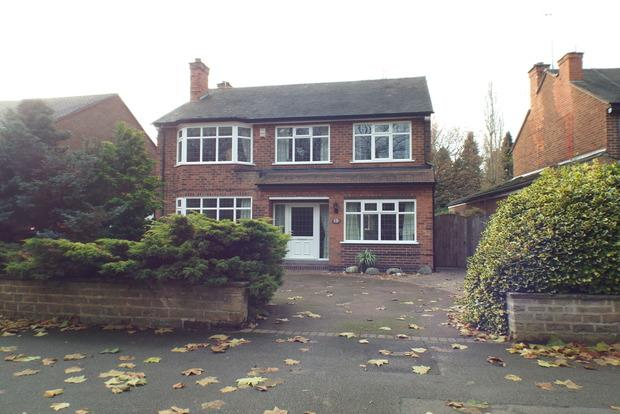 4 Bedrooms Detached House for sale in Wollaton Vale, Wollaton, Nottingham, NG8