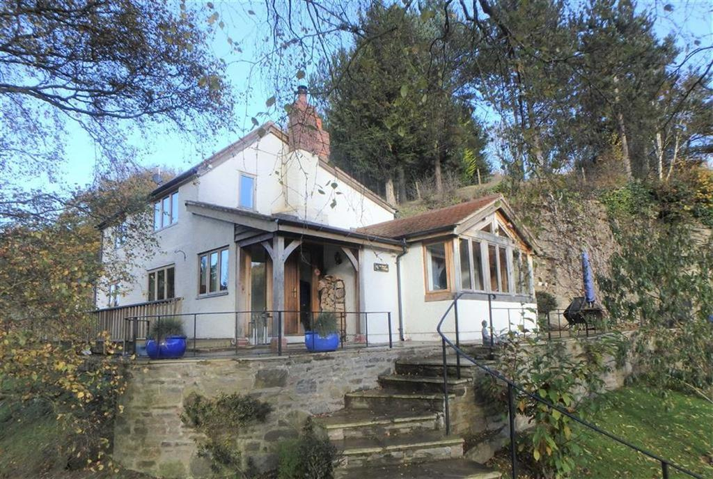 4 Bedrooms Detached House for sale in Aymestrey, Aymestrey, Herefordshire