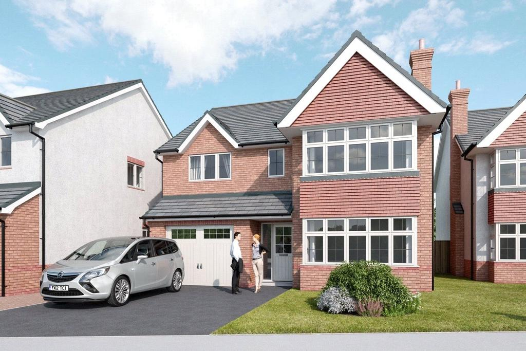 4 Bedrooms Detached House for sale in Bleak House Close, Netherton, L30