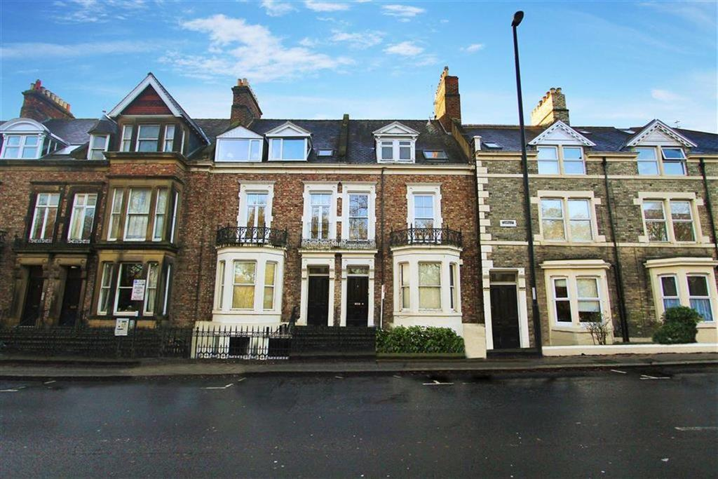 2 Bedrooms Flat for sale in Claremont Terrace, Newcastle Upon Tyne, Tyne And Wear