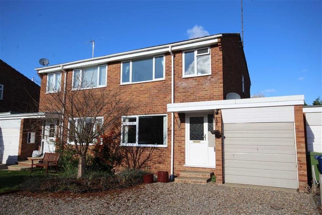 3 Bedrooms Semi Detached House for sale in Tirlebank Way, Tewkesbury, Gloucestershire