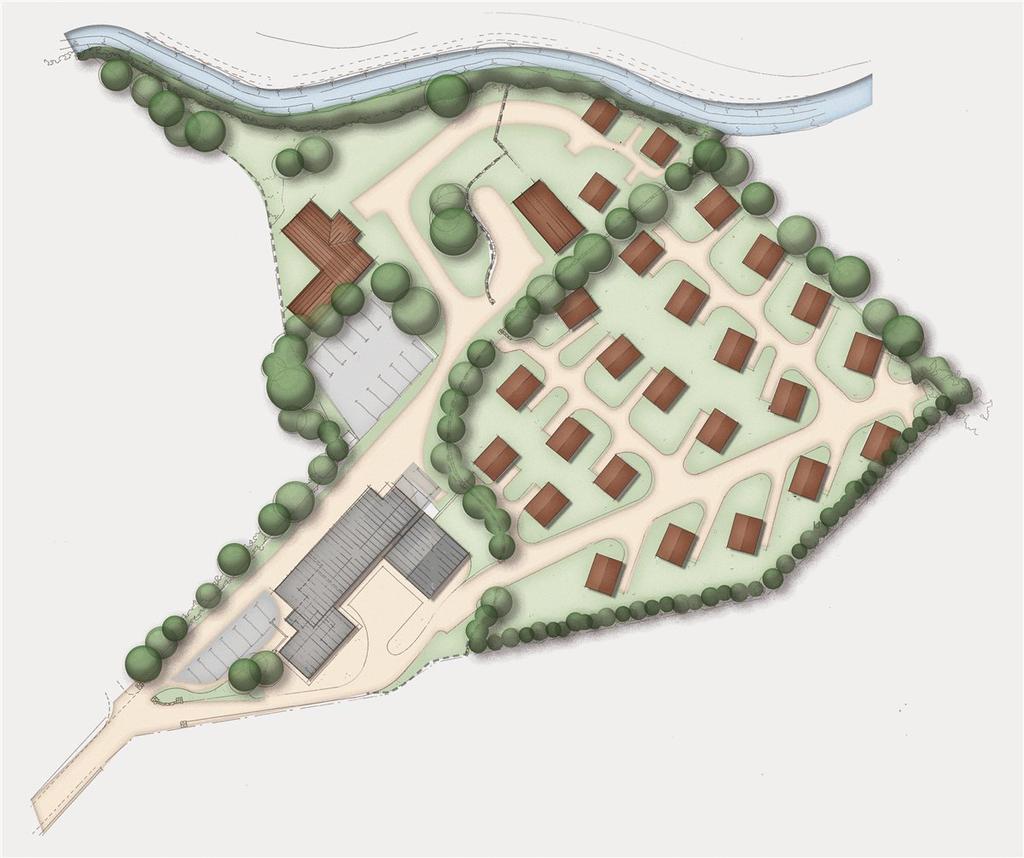 Land Commercial for sale in Bodffordd, Llangefni, Sir Ynys Mon, LL77