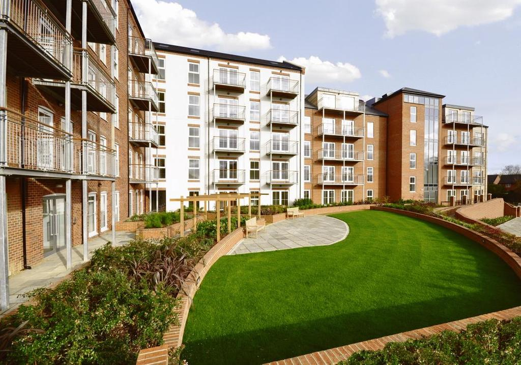2 Bedrooms Apartment Flat for sale in St. Marys Road, Welland Quarter, Market Harborough