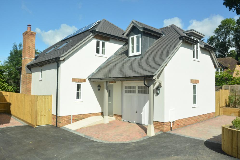 3 Bedrooms Detached House for sale in 4 GARDEN HOUSE, WIMBORNE