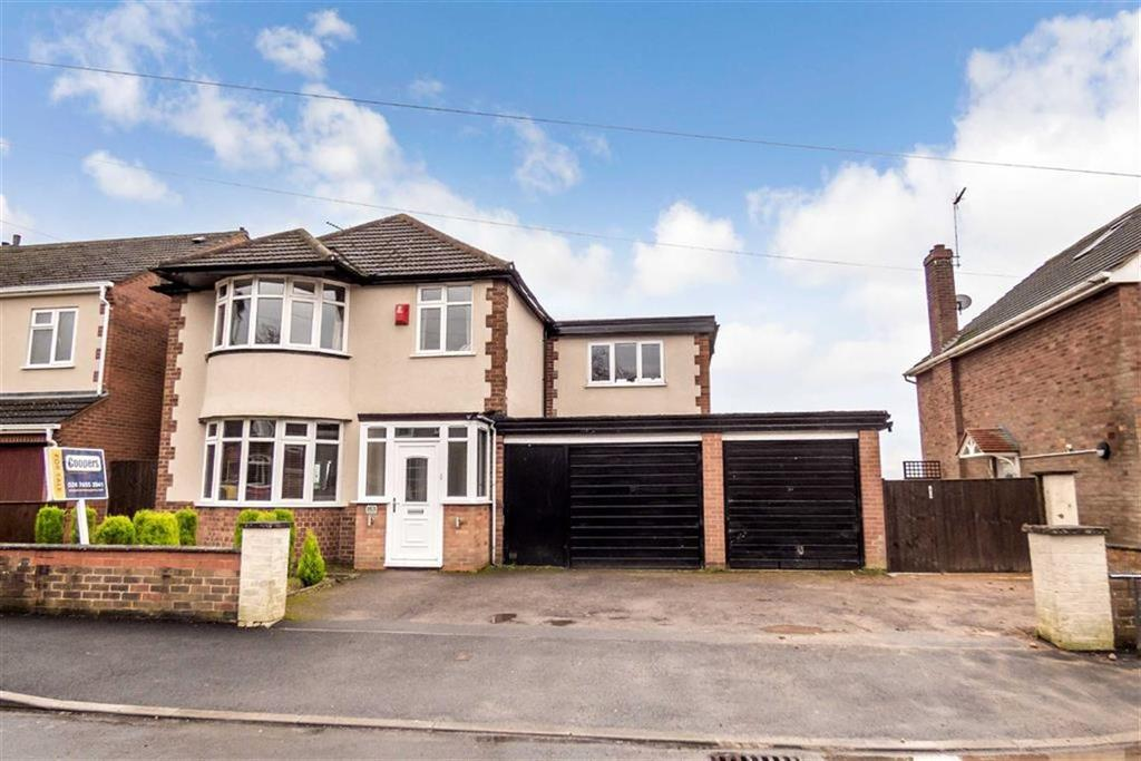 4 Bedrooms Detached House for sale in Gretna Road, Green Lane, Coventry, CV3