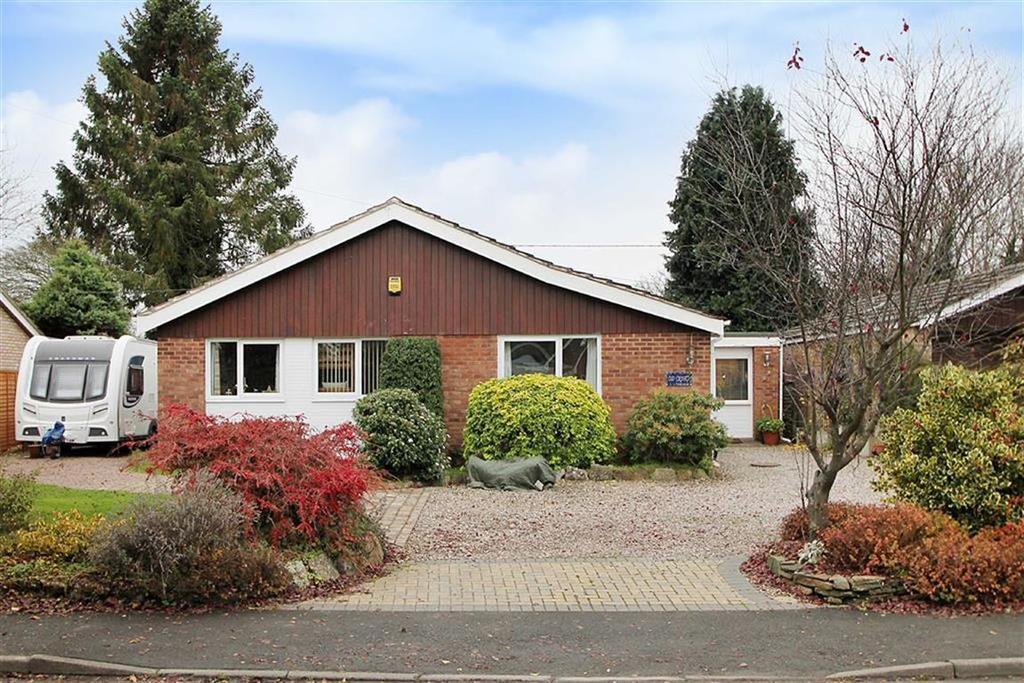 4 Bedrooms Detached Bungalow for sale in Millbrook Way, Orleton, Ludlow