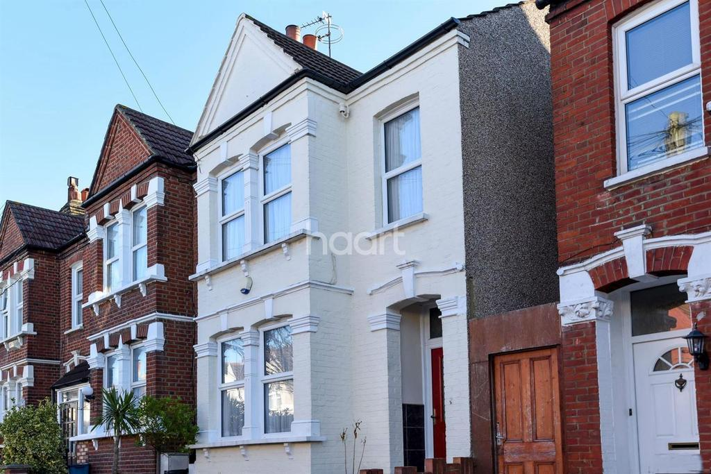 3 Bedrooms End Of Terrace House for sale in Hunter Road, Thornton Heath, CR7