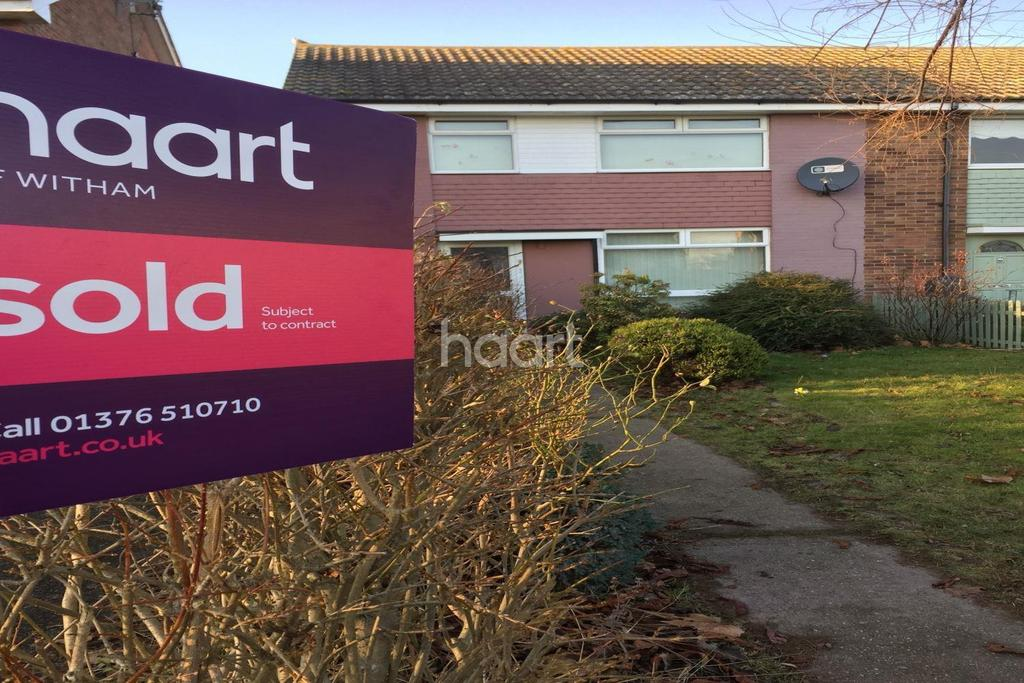 3 Bedrooms End Of Terrace House for sale in Hatfield Road, Witham