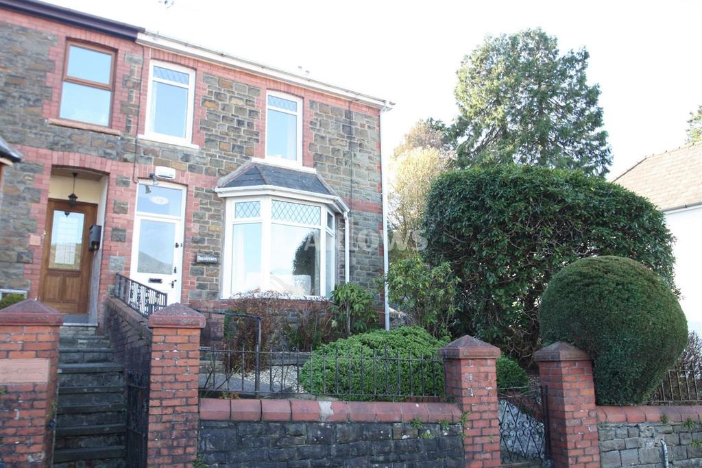 4 Bedrooms End Of Terrace House for sale in St David Street, Ton Pentre