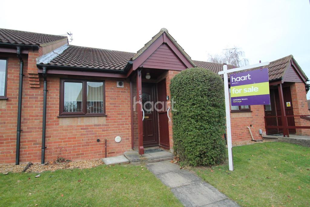 2 Bedrooms Bungalow for sale in The Spinney, Bar Hill