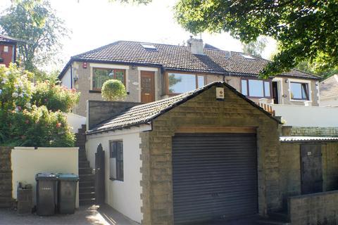 2 bedroom semi-detached bungalow for sale - Moore Avenue, Horton Bank Top, BD7