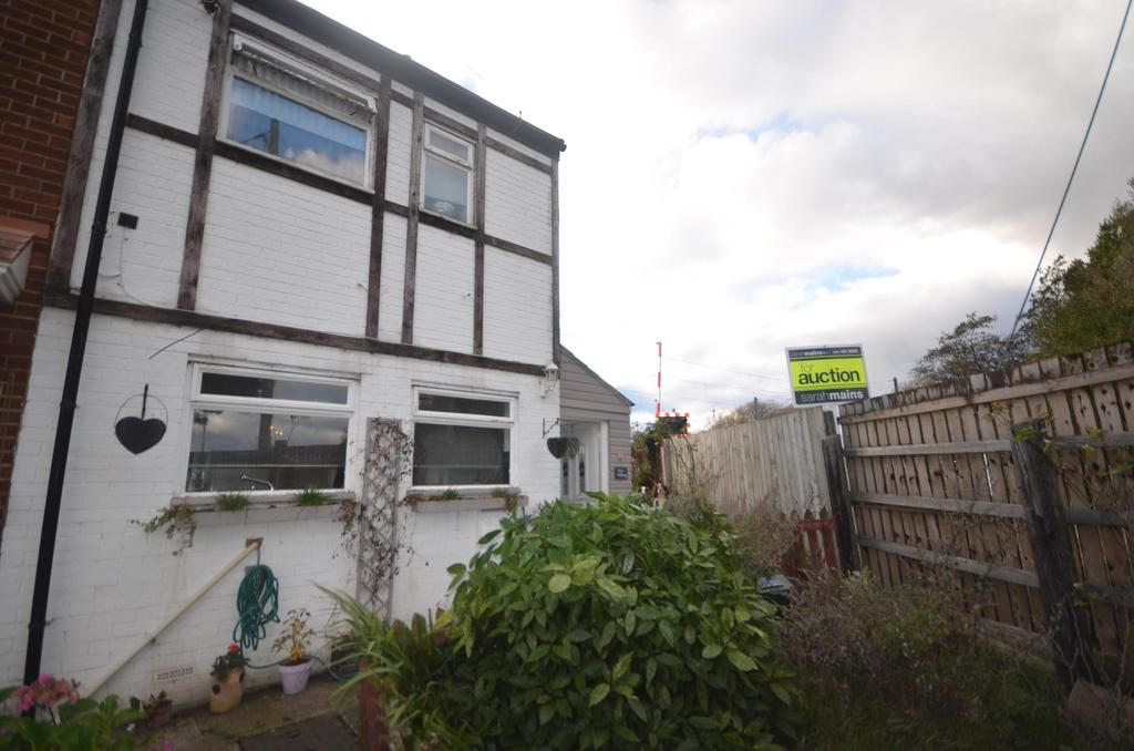 2 Bedrooms End Of Terrace House for sale in East Boldon
