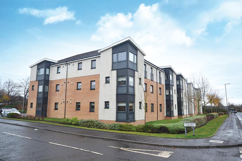2 Bedrooms Apartment Flat for sale in 50 Shawfarm Gardens, Prestwick, KA9 2GZ