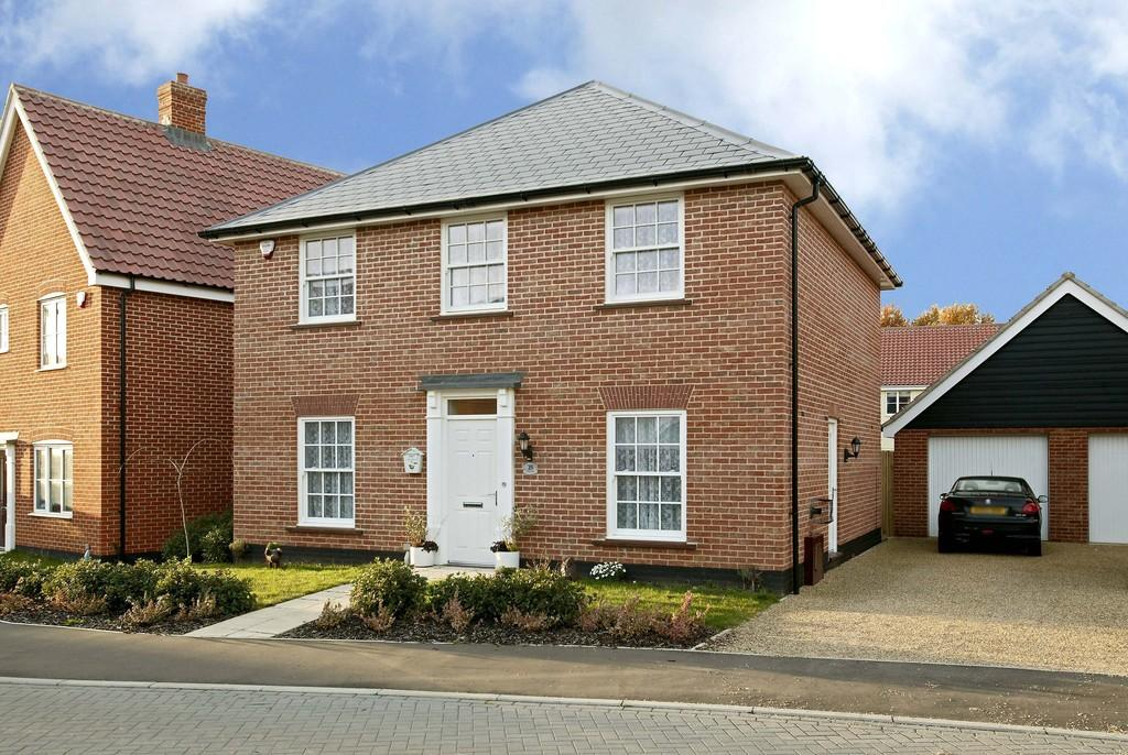 4 Bedrooms Detached House for sale in Stalham